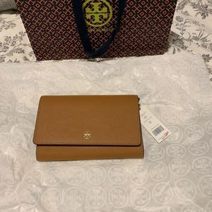 Tory Burch Emerson Chain Wallet